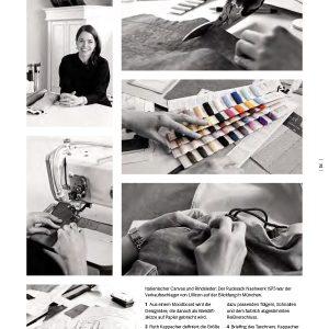 Presse Edition Magazin Seite 2, Geschichten über Handwerk, Handgriffe und Handwerker