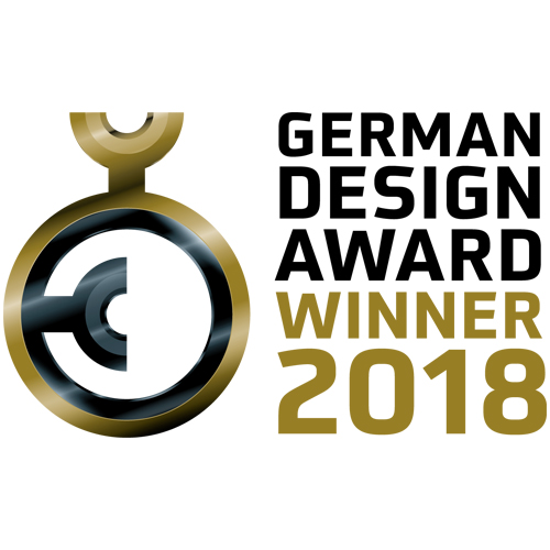 German Design Award Nomiee 2018